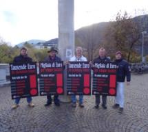 Protest gegen Markuslöwen