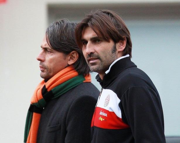 William Viali und Pippo Inzaghi