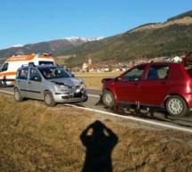 Crash in Pfalzen