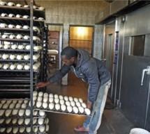 Ex-Häftlinge als Bäcker