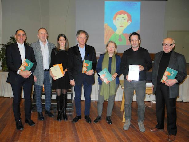 Die Vorstellung der Noflaner-Monografie in St. Ulrich