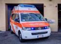 Verkehrsunfall in Galsaun
