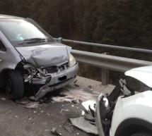 Crash in Wolkenstein