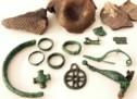 Gräberfeld aus der Eisenzeit