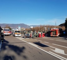 Schwerer Unfall in Eppan