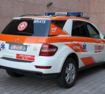 Unfall in Marling