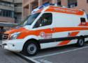 Nach Unfall schwerverletzt