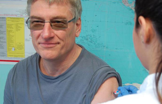 Schael impfen