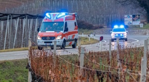 2 Verletzte bei Unfällen