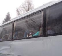Schock im Bus