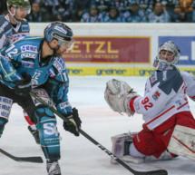 Niederlage in Linz