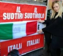 """""""Il Sudtirolo è Italia"""""""