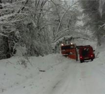 Erdbeben & Schnee
