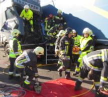 Lkw-Unfall in Neumarkt
