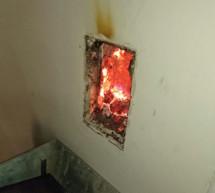 Kaminbrand in Innichen