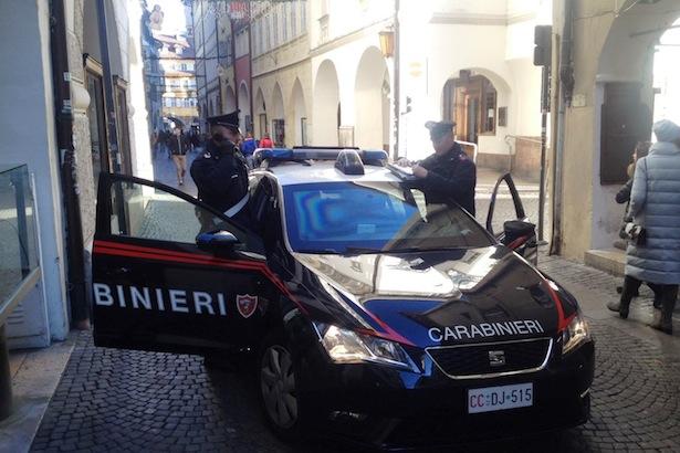 carabinieri lauben