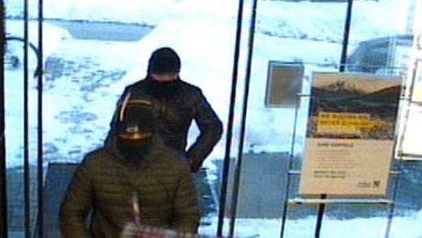 Das Bild der Überwachungskamera (Foto: Polizei)