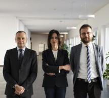 Drei neue Professoren