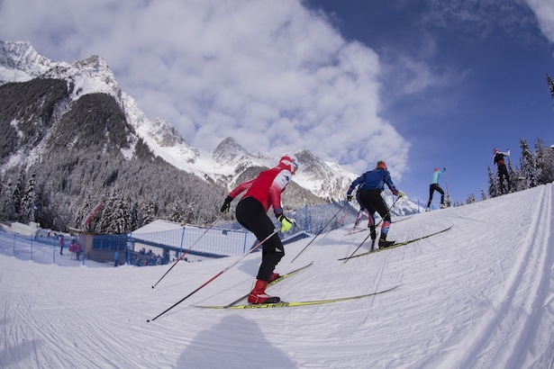 Training in Antholz © Manzoni/NordicFocus