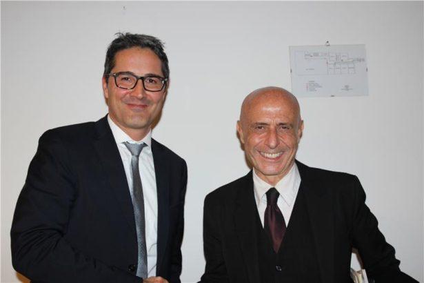 LH Kompatscher mit Minister Minniti