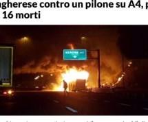 16 Tote in Verona