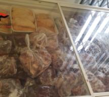 Gammelfleisch im Keller