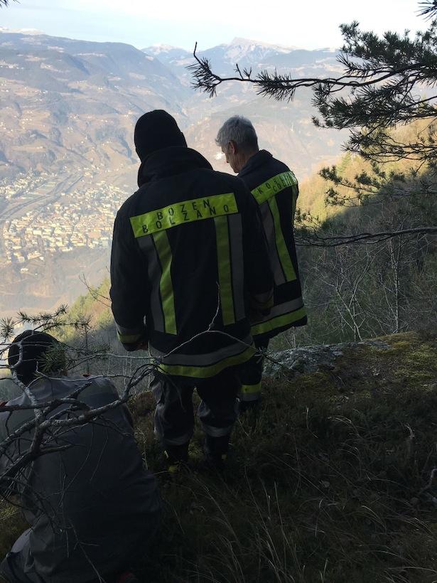 Foto: Feuerwehr Bozen