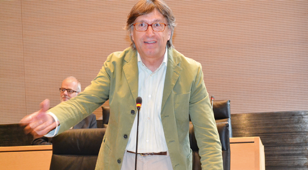 Der Grüne Riccardo Dello Sbarba