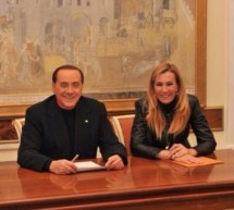 Berlusconi in Meran