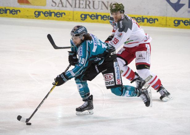 26.02.2017 EBEL EHC Liwest Black Wings Linz - HCB Suedtirol Alperia
