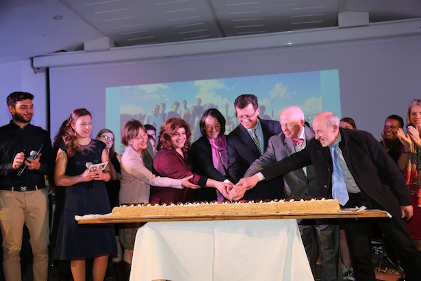 30 Jahre Schulpartnerschaft (Fotos: Christoph Blaas)