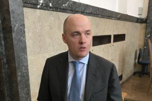 Anwalt Alessandro Tonon