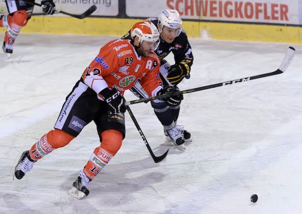 Ritten Sport gegen den HC Pustertal (Foto: Max Pattis)