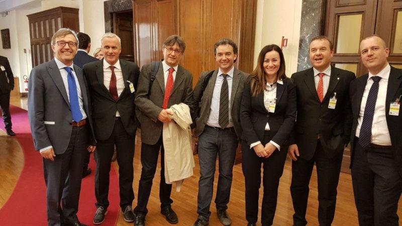 Die Opposition in Rom