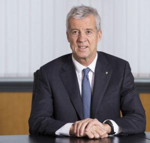 Präsident Michael Grüner (Foto: Damian Pertoll)