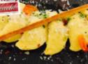 Kartoffelteigtaschen
