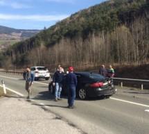 Unfall vor Mühlbach
