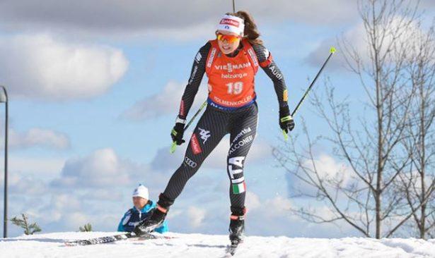 Dorothea Wierer (Foto: Fisi)