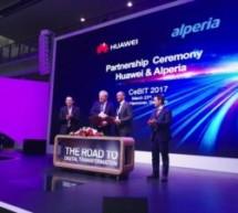 Huawei & Alperia