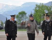 Fürst Albert verlässt Südtirol