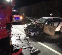 Crash auf Pustertaler Straße
