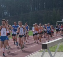 Cross-Lauf in Kaltern