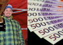 Mister 180.000 Euro