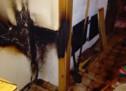 Explosion in Wohnung