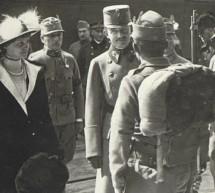 Kaiserpaar in Bozen