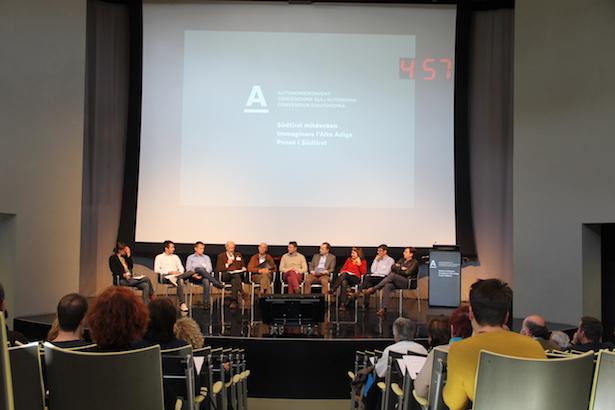 Autonomiekonvent: Letzte Sitzung des Forums der 100