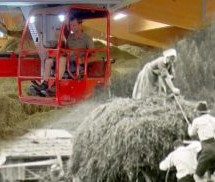 Vom Wandel in der Landwirtschaft