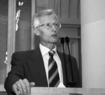 Adolf Auckenthaler ist tot