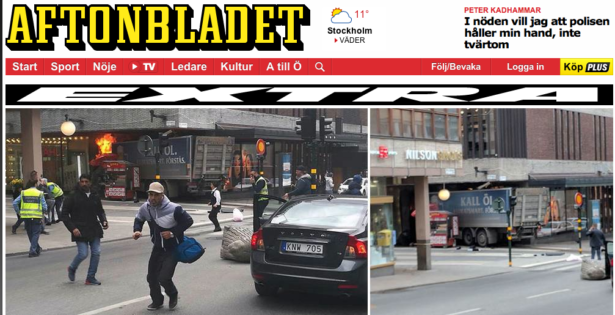 Screenshot: Aftonbladed.se