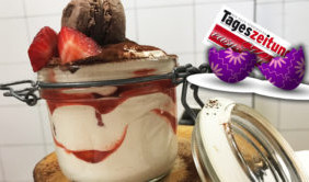 Erdbeer-Tiramisu